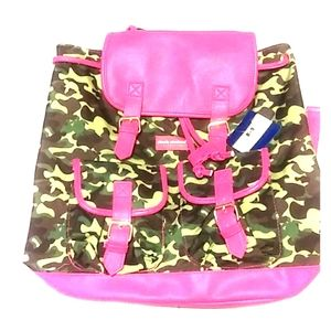 Simply Souther drawstring backpack